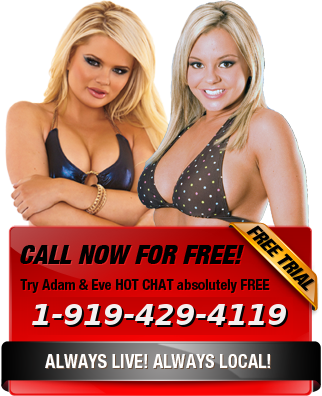 Adam & Eve HOT CHAT | Women Call For Free. Meet Single Men Now